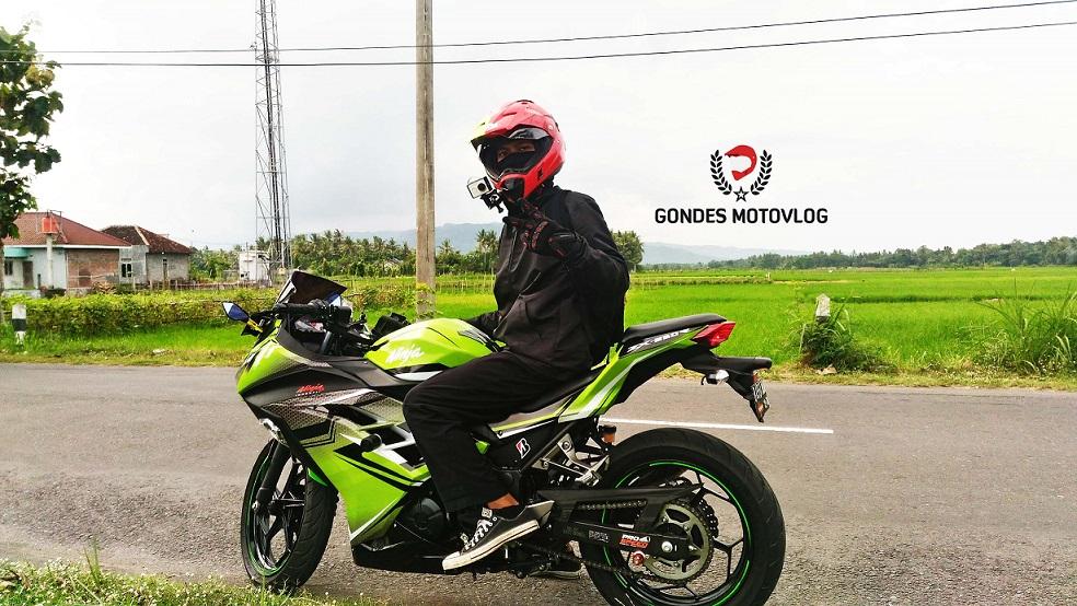 Gondes Motovlog Indonesia