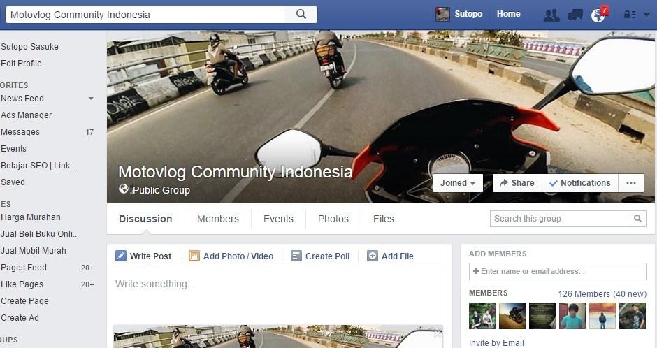 Motovlogger-Indonesia